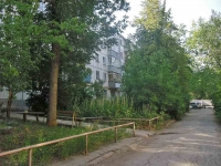 neighbour house: st. Aerodromnaya, house 116. Apartment house