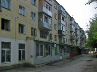 neighbour house: st. Aerodromnaya, house 117. Apartment house with a store on the ground-floor