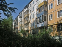 Samara, Aerodromnaya st, house 124. Apartment house