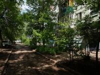 Samara, st Aerodromnaya, house 3. Apartment house