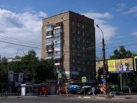 Samara, st Aerodromnaya, house 12. Apartment house