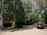 Samara, Aerodromnaya st, house 13А. Apartment house