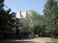 Samara, Aerodromnaya st, house 14. Apartment house