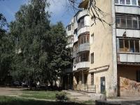 Samara, Aerodromnaya st, house 16А. Apartment house