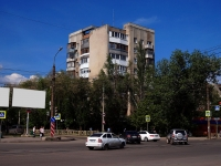 neighbour house: st. Aerodromnaya, house 16А. Apartment house
