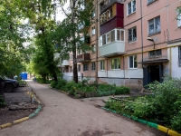Samara, Aerodromnaya st, house 39. Apartment house