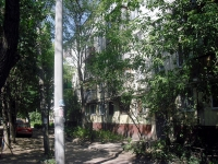 Samara, Aerodromnaya st, house 46. Apartment house