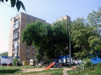 Samara, Aerodromnaya st, house 58А. Apartment house