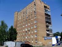Самара, улица Аэродромная, дом 58А. многоквартирный дом