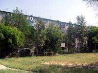 萨马拉市, Aerodromnaya st, 房屋 60А. 公寓楼