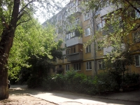 neighbour house: st. Aerodromnaya, house 68. Apartment house