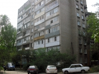 neighbour house: st. Aerodromnaya, house 100. Apartment house