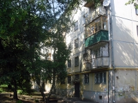 neighbour house: st. Aerodromnaya, house 118. Apartment house