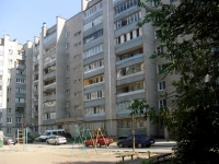 neighbour house: st. Aerodromnaya, house 126. Apartment house