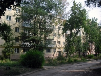 Samara, Aerodromnaya st, house 85. Apartment house