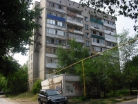 neighbour house: st. Aerodromnaya, house 87. Apartment house