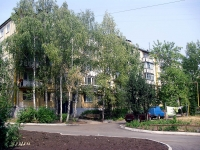 neighbour house: st. Aerodromnaya, house 101. Apartment house