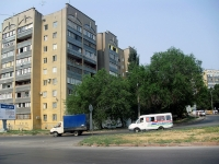 Самара, улица Аэродромная, дом 127. многоквартирный дом