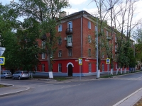 Самара, улица 10-й квартал (п. Мехзавод), дом 17. многоквартирный дом