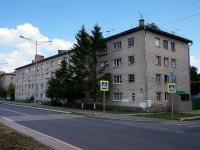 Самара, улица 10-й квартал (п. Мехзавод), дом 20. многоквартирный дом
