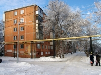 Samara,  , house 24. Apartment house