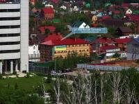 Samara, st 9-ya malaya proseka, house 71. hotel