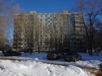 Samara,  , house 16. Apartment house