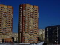 Samara, st Egorov, house 2А. Apartment house