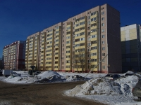 Samara, st Egorov, house 12. Apartment house