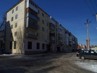 Samara,  , house 9. Apartment house