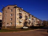Самара, 1-й (п. Берёза) квартал, дом 2. многоквартирный дом