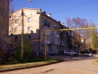Самара, 1-й (п. Берёза) квартал, дом 6. многоквартирный дом