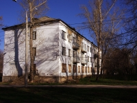 Самара, 2-й (п. Берёза) квартал. неиспользуемое здание