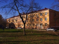 Samara,  , house 4. Apartment house