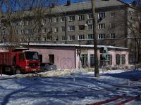 Самара, 3-й (п. Берёза) квартал. неиспользуемое здание