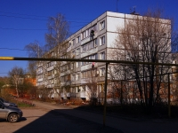 Samara,  , house 4. Apartment house