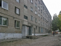 neighbour house: st. Balakovskaya, house 20. hostel №31