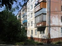 Samara, st Balakovskaya, house 26. Apartment house