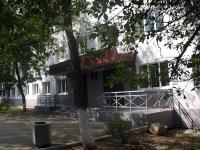 Samara, hostel Самарского техникума железнодорожного транспорта, Balakovskaya st, house 16