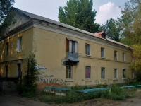 Samara, alley Rolikovy, house 10. Apartment house
