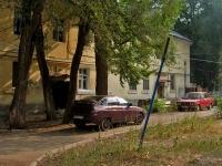 Самара, Роликовый переулок, дом 10. многоквартирный дом