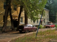 Samara, Rolikovy alley, house 10. Apartment house