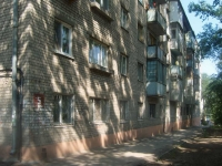 Samara, alley Karyakin, house 5. Apartment house