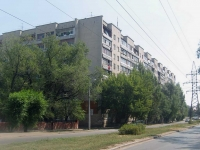 Samara, alley Karyakin, house 9. Apartment house