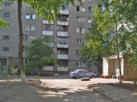 Samara, Karyakin alley, house 9. Apartment house