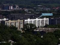 Samara, alley Karyakin, house 1А. Apartment house