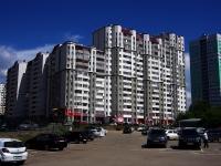 Samara, st Sanfirovoy, house 99. Apartment house