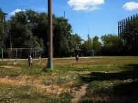 Samara, st Sanfirovoy. sports ground