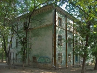 Samara, alley Sarapulskiy, house 31. Apartment house with a store on the ground-floor
