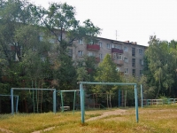 neighbour house: alley. Sarapulskiy, house 33. Apartment house with a store on the ground-floor